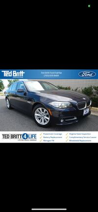 BMW - 5-Series - 2015 Fairfax