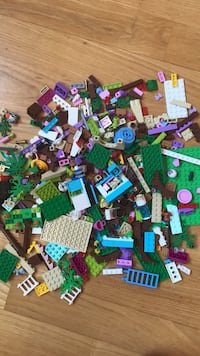 Lego friends m/bruksanvisning Ask, 5307