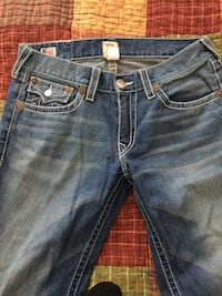 Size 34 Mens True Religion Jeans NEW Centreville, 20120