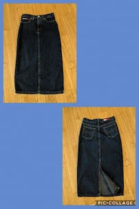 Girl's Tommy Jean Skirt Size 10