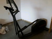 black and gray elliptical trainer Manassas, 20109