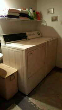 Laveuse & sécheuse / Washer & dryer Montreal, H8P 2L3