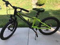 green and black hardtail mountain bike Silver Spring, 20904
