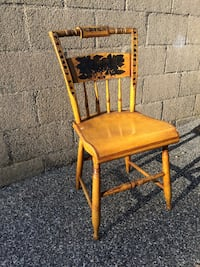 Solid Wooden chairs can be used anywhere. Woburn, 01801