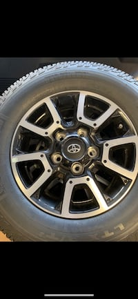 Tundra Wheels with option of /Tires and TPMS sensors. Leesburg, 20175