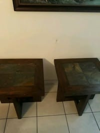 2 end tables with coffee table  Homosassa, 34448