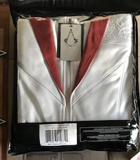 Assassin's Creed Ezio Hoodie Vancouver, V5T