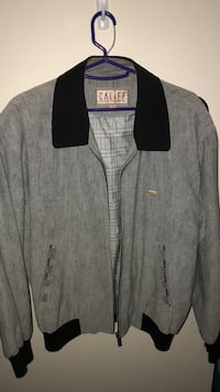 CALIFF GRAY BOMBER JACKET Phoenix, 85017
