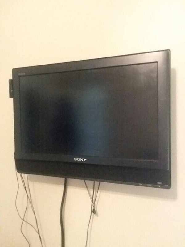 Tv and wall mount