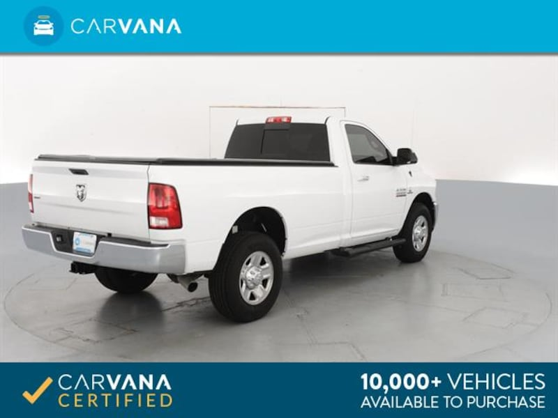 2015 Ram 3500 Regular Cab pickup SLT Pickup 2D 8 ft White  31ccdf39-eb73-4feb-84c1-4db99159ea84