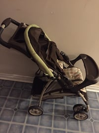 Baby's black and gray stroller Barrie, L4M 1L1