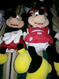 Micky and minnie mouse Disney park original Disney50.00 obo Hagerstown