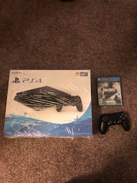 black Sony PS3 Slim with controller and box Las Vegas, 89110