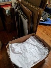 Moving Boxes + Packing Paper Dumfries, 22026
