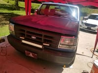 1993 Ford F-150 Warrior
