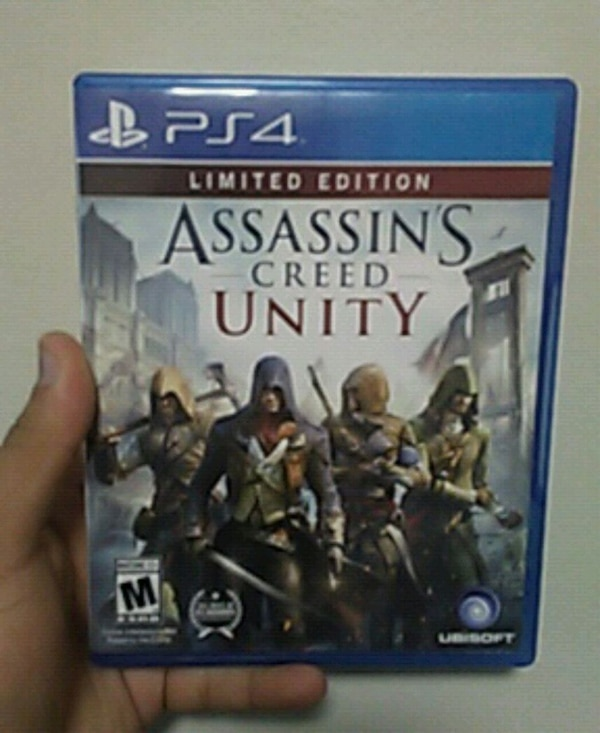 f61221ff868 Used Assassins creed unity (limited edition) for sale in Hartford ...