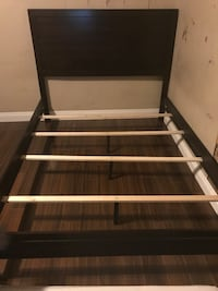 Queen bed frame  Los Angeles, 90063