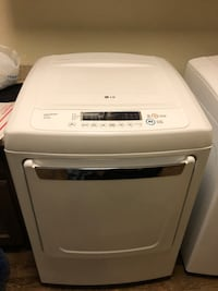LG washer and dryer  Midwest City, 73020
