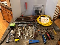 Large Lot of Tools $50 for all  Manassas, 20112