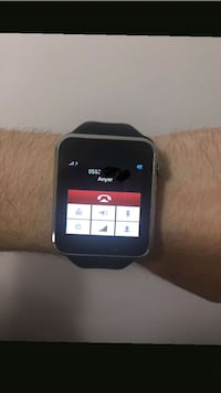 Temiz kutulu Smart watch 8443 km
