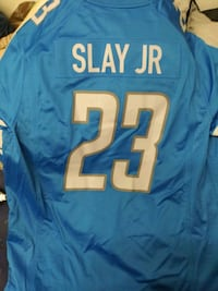 Detroit Lions Jersey - Big Play Slay - XL