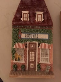 pink, green, and brown Gourmet Goodies scale model Painesville, 44077