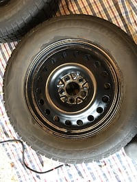 AVALANCHE EXTREME Winter tires mounted on Steel Rims 225/65/17 Richmond Hill, L4C 7W6