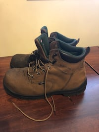 Red Wing Steel Toe Boots Cincinnati, 45249