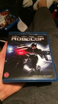 Robocop Blue Ray