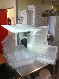 Restaurant food container (like new very affordable) East Brunswick, 08816
