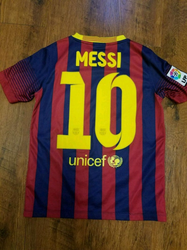 buy online 83322 45498 Youth Nike Messi Soccer Jersey