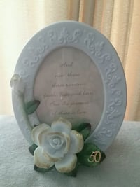 50th wedding anniversary picture frame New Carlisle, 45344
