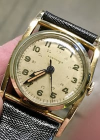 Rare Longines Swiss 'Aviator' one of the 100 most sought after collection PIECES!! CIRA   1940'S SeaTac, 98188