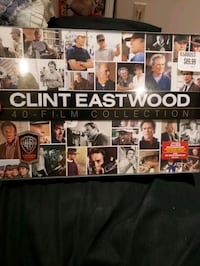 CLINT EASTWOOD MOVIE BOX SET