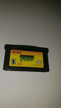 Turtles spill Nintendo Gameboy Advance Oslo kommune, 0986