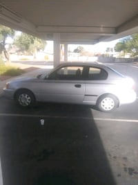 2002 Hyundai Accent GS