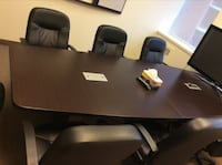 Mint condition Office Meeting Desk Toronto, M2K 1B7