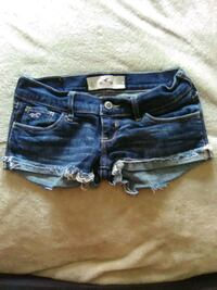 blue denim short shorts screenshot Bakersfield