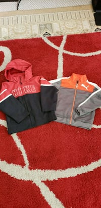 Two sport jackets for 3 year old for 5  Calgary, T3K 6J7