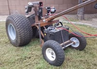 Motorized trailer dolly Chandler