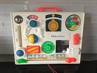 VINTAGE 1988 Fisher Price Activity Center Pointe-Claire, H9R 3Z8