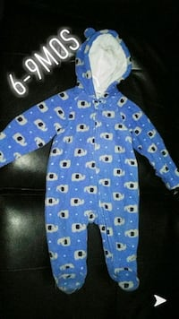 baby winter outfit South Bend
