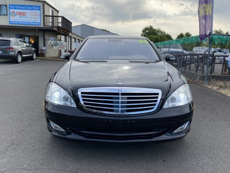 2008 Mercedes-Benz S-Class for sale 17