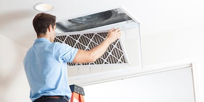 Air Duct & Vents  Cleaning