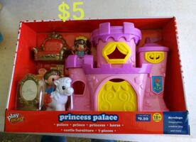 New castle princess toy
