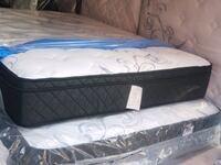 brand new pocket coil double / full mattress, delivery 40$  Edmonton, T5J 4Y8
