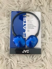 NEW JVC Stereo Headphones Whitchurch-Stouffville, L4A 2C1