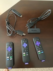 Roku 4 k sticks