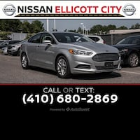 2016 Ford Fusion SE Ellicott City