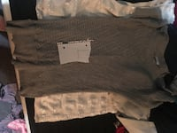 gray and black long-sleeved shirt Orillia, L3V 6H1